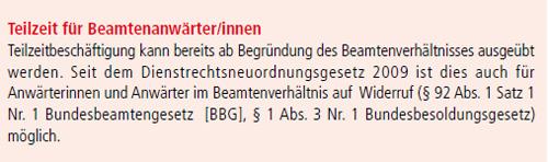die grundstzlichen regelungen der teilzeit gelten im brigen auch fr die beamtinnen und beamten die bei den nachfolgeunternehmen der deutschen bundespost - Antrag Teilzeit Muster